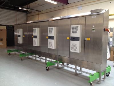 Bread cooler control system in Runcorn Cheshire